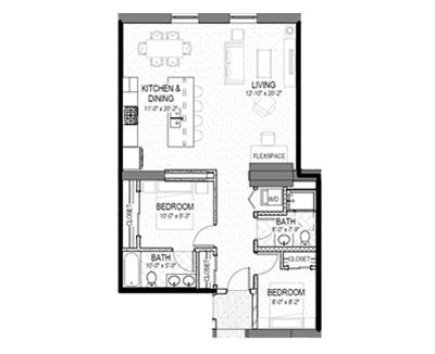 kaleidoscope design inc floor plan smyth lofts apartments minneapolis mn minnesota graphic designer